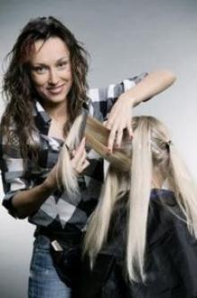 Wella, парикмахерская